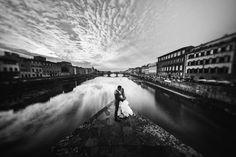 Florence Honeymoon - Tuscany - Italy - giardino di Boboli - Piazza della Signoria - Ponte Vecchio - Collephoto wedding photographer