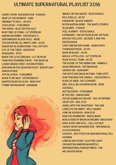 my edit of spn playlist. hope u enjoy >> enjoy enjoy Supernatural Playlist, Supernatural Memes, Supernatural Party, Music Mood, Mood Songs, Soul Music, Castiel, Song List, Song Playlist