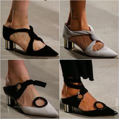 Proenza Schouler Spring 2016 Shoes