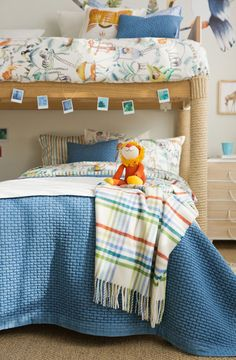 zara-kids-home-textile-collection-selvatica bed photo