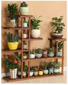 30 Best Patio Garden Design Ideas and Low Maintenance – Small Balcony Decor Ideas 53 The Best Cinder Block Garden Design Ideas In Your Frontyard 35 Classic Mexican Planters Ideas Perfect to your interior Very Beautiful Diy Wooden Pallets Shelf Fresh Ide Indoor Plant Shelves, Indoor Plants, Indoor Plant Stands, Indoor Gardening, Balcony Gardening, Vegetable Gardening, Shelves For Plants, Organic Gardening, Small Balcony Garden
