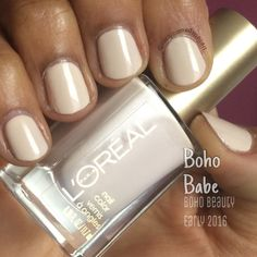 L'Oreal Boho Babe (Early 2016 Bohemian Beauty collection)