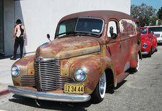 International Harvester Van -1947 | Model KB-1 Van. The whee… | Flickr