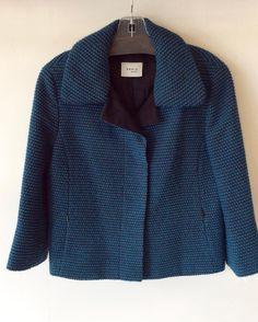 #AkrisPunto #Jacket #Blazer   Size 8   $195! Call for more info (781)449-2500. #FreeShipping #ShopConsignment  #ClosetExchangeNeedham #ShopLocal #DesignerDeals #Resale #Luxury #Thrift #Fashionista