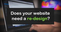 Are you thinking to redesign your website? Stop and Take an action now before your future customers going to your competition. Responsive Web Design, Your Website, Wednesday Wisdom, Read More, Did You Know, Knowing You, Your Design, Competition, Action