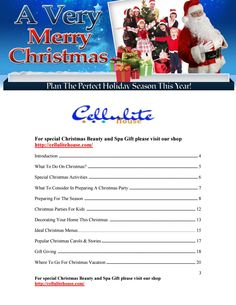 A very merry christmas from Cellulite House