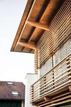 Fichtl Haus Balkon