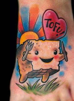 vegan tattoo - Pesquisa Google