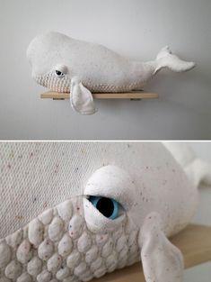 Big Stuffed Ocean Animals, Original Decorative Pillows and Cool Kids Toys Big Stuffed Ocean Animals, Original Decorative Pillows and Cool Kids Toys baby toys Baby Toys, Pet Toys, Girl Toys, Sewing Toys, Sewing Crafts, Sewing Projects, Diy Projects, Softies, Tapetes Diy