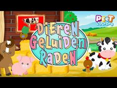 Dierengeluiden voor Peuters 1 | Boerderijdieren dieren filmpjes | Welk dier hoort bij welk geluid? - YouTube Snoopy, Character, Raising, Nova, Art, Tips, Youtube, Crowns, Art Background