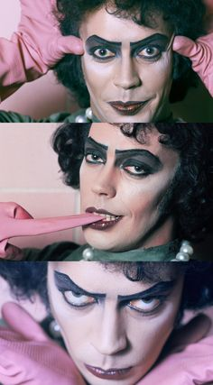 The Rocky Horror Picture Show.~Come up to the lab and see what's on the slab!
