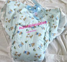 Waddle Diaper for ABDL for Adult Sissy Baby by AdorableSissies