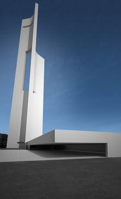 Wind Tower  Spain  Or STAR TREK the original Series...