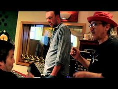 Los Enanitos Verdes - In The Studio - Bogner Amps - YouTube