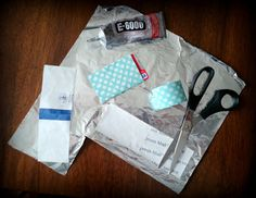 How-To make your own RFID blocking sleeves to protect your credit cards and passport.