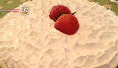 Bolo de iogurte com leite condensado e coco (Especial Dia das Mães). Para preparar este bolo, usei a receita do bolo de limão com iogurte. Para o recheio, a