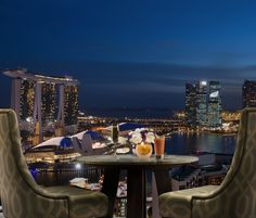 View from the Ritz, Singapore‏