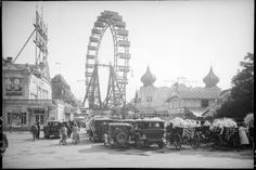 Vienna Prater early 1940s