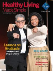 Healthy Living Made Simple magazine