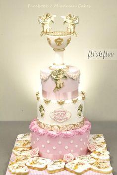 Christening Cake - Cake by MLADMAN