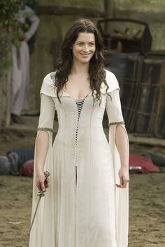 Same MBTI type as character. Kahlen - Legend of the Seeker