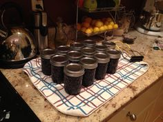 Making and Canning Blueberry Jam - Jams and jellies are easy. Canning is easy too. Try your hand at blueberry jam, one of the simplest jams around.