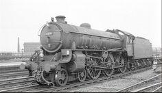 61276 at Doncaster June photo Ron Healy Yorkshire Towns, Yorkshire England, Diesel Locomotive, Steam Locomotive, Steam Railway, Train Times, British Rail, Old Trains, Train Engines