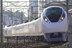 """JR Series E657 K8 """"Super Hitachi"""""""