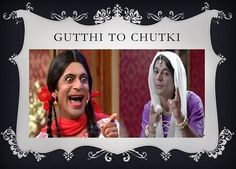"""Gutthi Becomes Chutki in Upcoming Show """"Mad in India"""""""