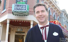 Disneyland Resort's new President captured serving Popcorn to guests: http://micechat.com/21320-disneyland-construction-princesses/