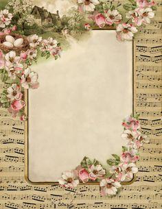 Lilac & Lavender: Sweet Spring Cottage Stationary