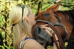 ~ Dear Lord, may I never be too old to stop smiling when I hear a whinny, my foot in the stirrup, the warmth of my saddle, the feel of the reins in my hands and my head laying against the warmth of my horses heart.