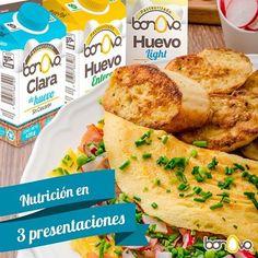 Para que la comida más importante del día te quede riquísima, utiliza #Bonovo. #SaldelCascarón #Huevos #Cocina #Food #Comida #Delicioso