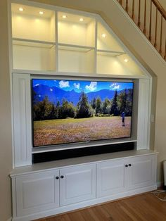 Home Theater Images | Custom Installation in Northern Virginia | Custom Works