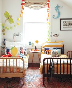 142_Let me talk you into a toddler bed. Photo Credit, Heather Zweig with...