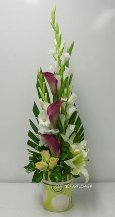 Resultado de imagen para composition florale anthurium #adornosflorales