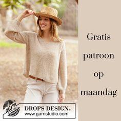 Gratis patroon - Damestrui - Hobbydoos.nl