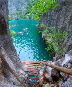 Twin Lagoon, Coron, Palawan - Philippines