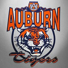 Auburn Tigers...WAR EAGLE