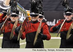 The Academy Drum and Bugle Corps 2010 DCI World Championships Photo