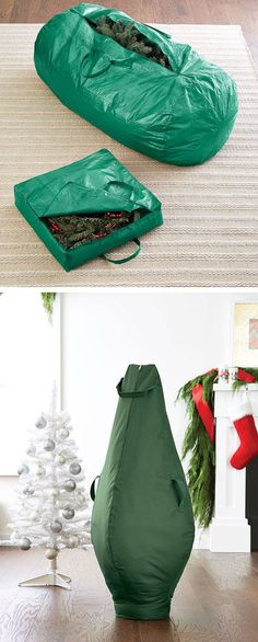 Protect Your Christmas Tree From Dust And Dirt (not To Mention Keeping It  From Getting · Christmas Tree Storage BagHoliday ...