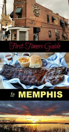 """Heading to Memphis, Tennessee for the first time? Here's a MUST-SEE and MUST-DO list for you to experience in the """"Home of the Blues."""""""
