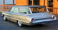 1964 Ford Country Sedan..Re-pin brought to you by #OregonInsuranceagents at #houseofinsurance in #EugeneOregon
