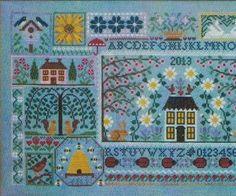 Blue Ribbon Designs - Cross Stitch Patterns & Kits - 123Stitch.com