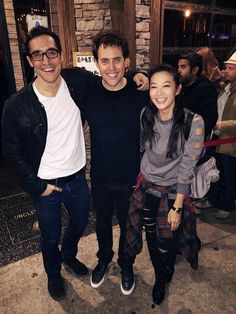 Keahu, Orny and Arden • Teen Wolf Cast