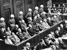 Norimbergský tribunál