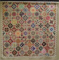 Jeremy's Quilt by Joan McNamara  Fun in the Sun:  Day 7 of the Arizona Quilters' Guild Show