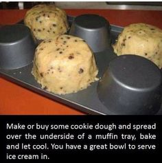 Cool idea. you can also do it on the inside for smaller bowls