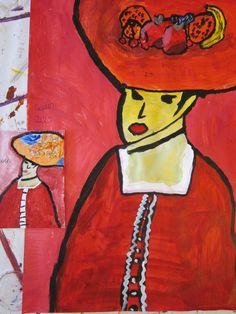 Alexej von Jawlensky (1864-1941) heeft zich in de laatste 20 jaar van zijn artistieke leven vrijwel uitsluitend beziggehouden met het menselijk gelaat. Na 1917 vereenvoudigde hij zijn vormen steeds meer. Van 1918 tot 1921 schilderde hij in Ascona zijn eerste constructivistische, uit geometrische figuren opgebouwde koppen. De vormen werden steeds geconcentreerder, de kleuren, aanvankelijk teer, steeds donkerder en gloedvoller.