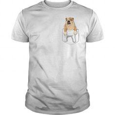 Love BullDog T Shirts, Hoodies. Get it now ==► https://www.sunfrog.com/Funny/New-Design-Love-BullDog-White-Guys.html?41382